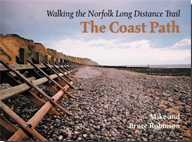The Coast Path - Walking the Norfolk Long Distance Trail